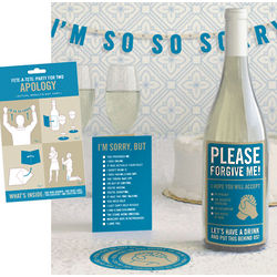 Apology Fete-a-Tete Party Set
