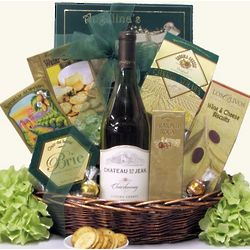 Chateau St. Jean Wine Gift Basket