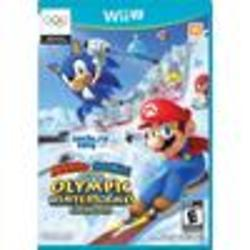 Mario & Sonic at the Sochi 2014 Olympic Winter Games for Wii