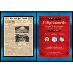 "New York Times Martin Luther King ""I Have A Dream"" Collection"