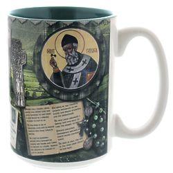 Saint Patrick Story Coffee Mug