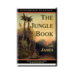 The Jungle Book Personalized Edition Starring You
