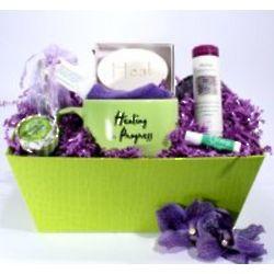 Healing Get Well Basket for Women