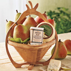 Taste of the Valley Pear Gift Basket