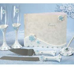 Winter Wonderland Wedding Set
