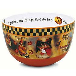 Halloween Ceramic Bowl