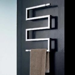 Scirocco Snake Hydronic Towel Warmer