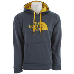 Conquer Blue and Canary Yellow Surgent Hoodie