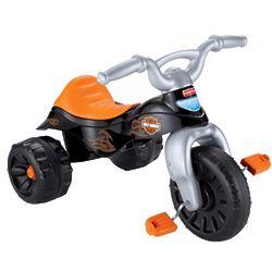 Harley-Davidson Tough Tricycle