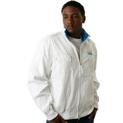 White Victors Only Jacket