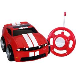 Kid's Ford Mustang Remote Control Car