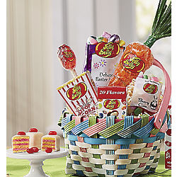 Jelly Belly Easter Gift Basket