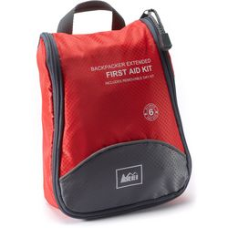 Backpacker's Extended First-Aid Kit