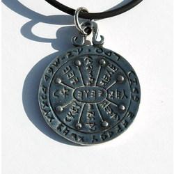 Gate Opener Kabbalah Amulet