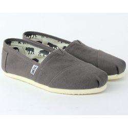 Women's Canvas Slip-On Shoes