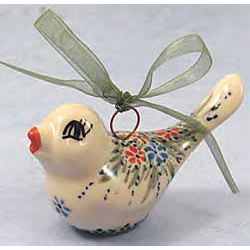 Cheerful Songbird Ornament