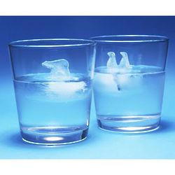 Penguins and Polar Bear Ice Cube Trays