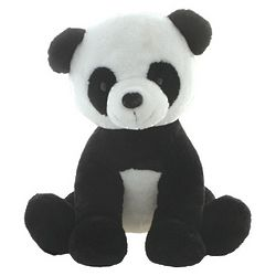 Hide and Seek Safari Panda Stuffed Animal