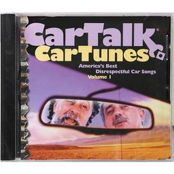 Car Talk Tunes Volume 1 CD