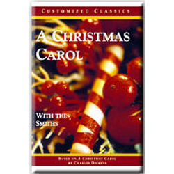 A Christmas Carol Personalized Edition Starring You Book