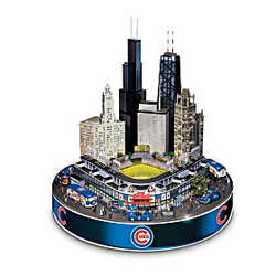Chicago Cubs Wrigley Field Victory Carousel