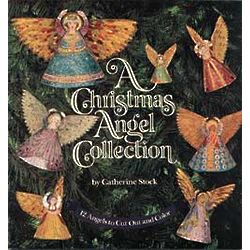 A Christmas Angel Collection Paperback Activity Book