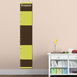 Rugby Personalized Growth Chart