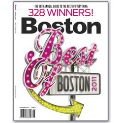 Boston Magazine Subscription