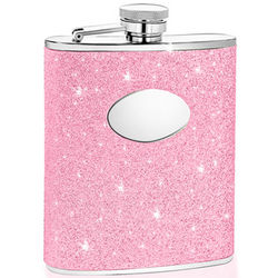 Diva Sass in a Bottle Hip Flask