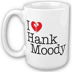 Californication I Heart Hank Moody Jumbo Mug