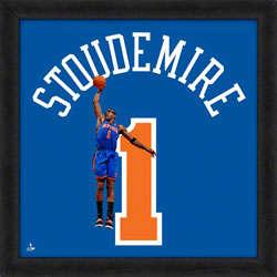 Amare Stoudemire New York Knicks Framed Photo