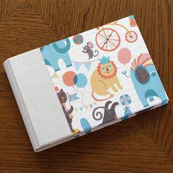 Circus Theme Baby's Brag Book