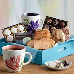 Breakfast Goodies Gift Tray