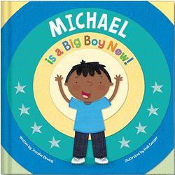 I'm a Big Boy Now! Book