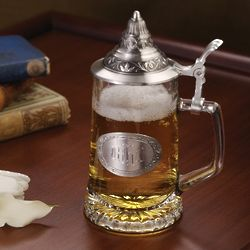 Personalized German Stein