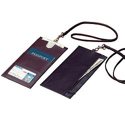 Security Wallet and Boarding Pass Holder