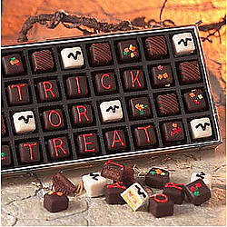 Mini Trick or Treat Petits Fours