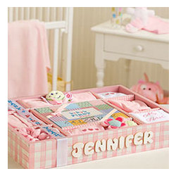 Sugar N Spice First Year Gift Set with Name
