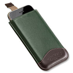 Battenkill Leather iPhone Cover