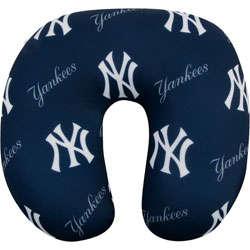 New York Yankees Travel Neck Pillow