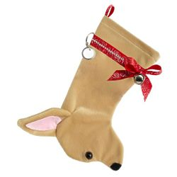 Chihuahua Stocking