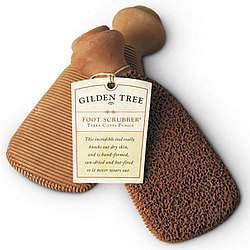 Terra Cotta Foot Scrubber