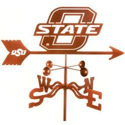 Oklahoma State Weather Vane