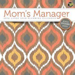 Mom's Manager 2014 Wall Calendar
