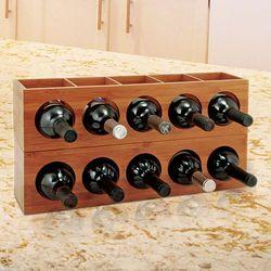 Stackable Wine Storage Racks