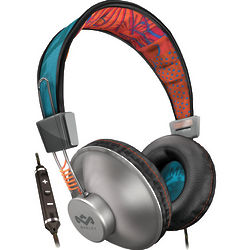 Positive Vibration Headphones with Mic and Controller