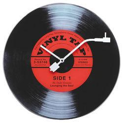 Vinyl Tap Wall Clock