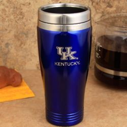 Kentucky Wildcats Stainless Steel Travel Tumbler