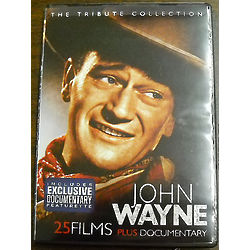 John Wayne Tribute DVD Collection
