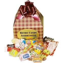 Old Time Candy Favor Box